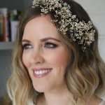 Islington Wedding preparations for this chic bride
